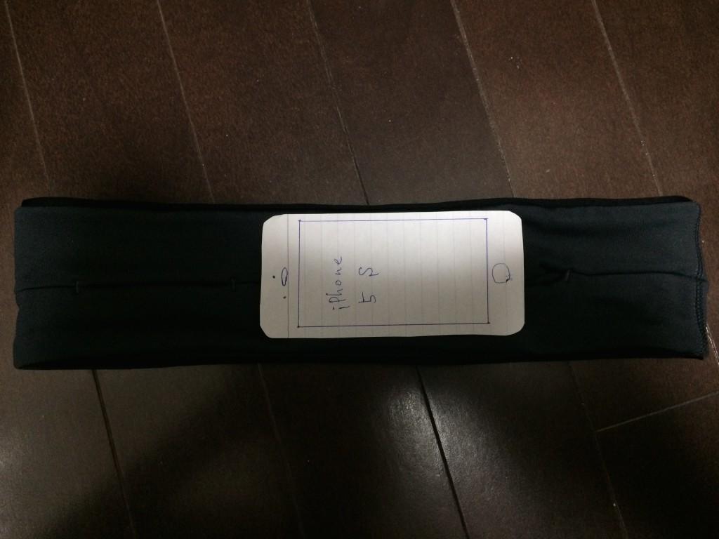 フリップベルトwith iPhone5S