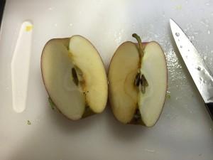 スムージー6 りんご
