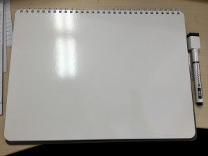 nu board ホワイトボード部分